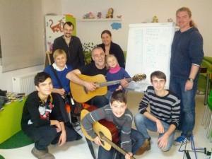Primul Atelier de folkusor